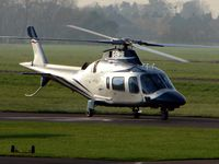 G-EMHB @ EGBJ - Augusta A109E at Gloucestershire (Staverton) Airport