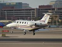 N929SS @ KLAS - TS Aviation - Paradise Valley, Arizona / Raytheon Aircraft Company 390