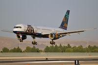 N517AT @ KLAS - American Trans Air - (ATA) / 1996 Boeing 757-23N