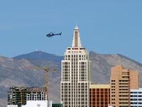 N350NT @ KLAS - Jan Leasing LLC - Las Vegas, Nevada / 1991 Aerospatiale AS350BA
