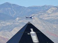 N751H @ KLAS - SDH Capital Holdings LLC - Las Vegas, Nevada / Eurocopter AS 350 B2