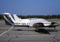 F-GDLX @ LFMA - Parked at the Airclub - by Shunn311
