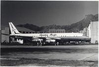 CF-CPM @ HKG - Empress of Lisbon in HKG Kai Tak airport - by metricbolt
