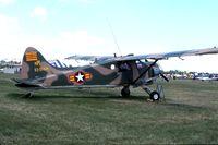 C-FUVQ @ OSH - At the EAA Fly In.  U-6A 53-7888 - by Glenn E. Chatfield