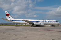 ZS-OSI @ LMML - African International DC8-62 - by Yakfreak - VAP