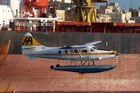 9H-AFA @ LMML - Harbour Air Dash 3 Turbo Otter