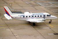 F-GBME @ LFPO - Air Atlantigue Banderiante at Paris Orly in 1988