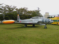 51-5645 @ RJNN - T-33A/Nagoya/Komaki base collection - by Ian Woodcock