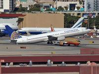 N71411 @ KLAS - Continental Airlines / 2002 Boeing 737-924