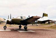 56-3708 @ RCA - U-8D at the South Dakota Air & Space Museum - by Glenn E. Chatfield