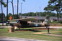 62-3606 @ HRT - U-10A at Hurlburt Field Air Park - by Glenn E. Chatfield