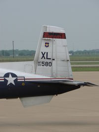 00-3580 @ AFW - On the ramp at Alliance Ft.Worth - by Zane Adams