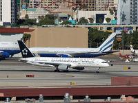 N936UW @ KLAS - US Airways - 'Star Alliance' / 1994 Boeing 757-2B7