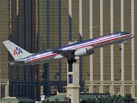 N675AN @ KLAS - American Airlines / 1998 Boeing 757-223 - by Brad Campbell