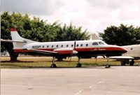 N200PT @ OPF - Private operated Swearingen at Opa Locka in 1992