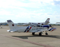 N409FD @ FTW - Air Combat USA at Meacham Field