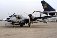 69-16997 @ DAY - Grumman Mohawk at the Dayton International Air Show. - by Glenn E. Chatfield
