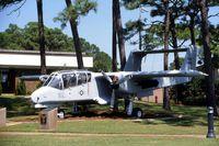67-14626 @ HRT - OV-10A Bronco at Hurlburt Field Airpark - by Glenn E. Chatfield