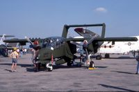 155452 @ DAY - USMC OV-10A at the Dayton International Air Show.  I lost the last three digits - by Glenn E. Chatfield