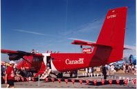 C-FCSU @ YXX - At the 1996 Abbotsford Airshow,wearing Coast Guard/Garde Cotiere titles - by metricbolt