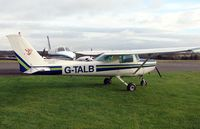 G-TALB @ EGBM - Tatenhill Flying School Cessna