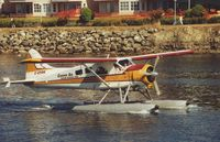 C-GYOK @ YWH - Beaver of Cooper Air at Victoria Harbour - by Terry Fletcher