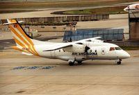 HB-AEE @ EDDF - Air Engiadina Do328 at Frankfurt