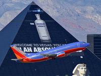 N634SW @ KLAS - Southwest Airlines / 1996 Boeing 737-3H4