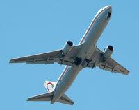 CN-RNS @ LEBL - Taking off RWY 07R. - by Jorge Molina