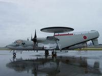 54-3455 @ RJNN - E-2C Hawkeye/Nagoya-Komaki - by Ian Woodcock