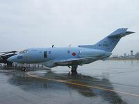 82-3009 @ RJNN - Hawker Siddeley U-125A/Nagoya/Komaki AFB - by Ian Woodcock