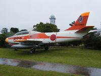 35-5866 @ RJNN - Fuji T-1B/Nagoya-Komaki (Preserved) - by Ian Woodcock