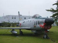 84-8111 @ RJNN - F-86D/Nagoya-Komaki (Preserved) - by Ian Woodcock