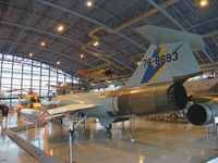 76-8693 - F-104J/Hamamatsu,JASDF Museum,Preserved - by Ian Woodcock