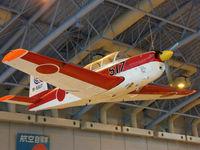 91-5517 - Fuji T-3/Hamamatsu,JASDF Museum,Preserved - by Ian Woodcock