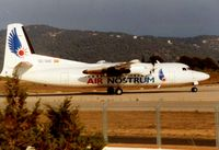 EC-GAE @ LEIB - Air Nostrum Fokker 50