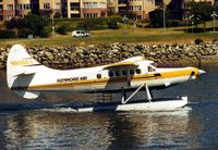N606KA @ YWH - Kenmore Air Otter at Victoria Harbour
