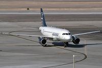 XA-CMA @ KLAS - Mexicana / Airbus Industrie A319-112