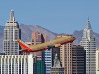 N336SW @ KLAS - Southwest Airlines / 1988 Boeing 737-3H4