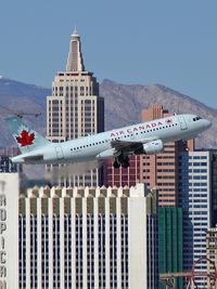 C-GBHO @ KLAS - Air Canada / 1998 Airbus A319-114