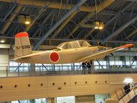 51-0382 - Fuji T-34A/Hamamatsu,JASDF Museum,Preserved - by Ian Woodcock