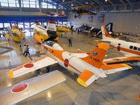 15-5825 - Fuji T-1B/Hamamatsu,JASDF Museum,Preserved - by Ian Woodcock