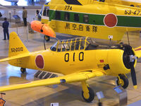 52-0010 - North American T-6G/Hamamatsu,JASDF Museum,Preserved - by Ian Woodcock