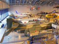 90-8227 - Mitsubishi F-1/Hamamatsu,JASDF Museum,Preserved - by Ian Woodcock