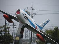02-7966 - North American F-86F/Hamamatsu,JASDF Museum,Preserved - by Ian Woodcock