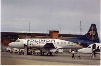 C-GQHB @ CYVR - YVR South Terminal. - by metricbolt