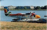 C-GCGW @ CYVR - at the YVR seaplane terminal - by metricbolt