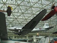 N138D @ BFI - Museum of Flight,Seattle,Nov.2006.Painted as Alaska Airlines NC91008 - by metricbolt