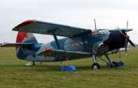 LY-MHC @ EGNH - Superb AN2 Colt based at Blackpool