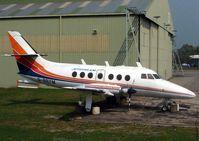 G-BBYM @ EGWC - Retired HP137 Jetstream  at RAF Cosford